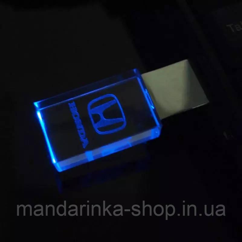 Флешка з логотипом Honda (Хонда) 32 Гб