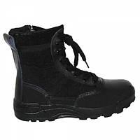 "Ботинки SWAT Classic 9"" Side Zip Black, фото 1"
