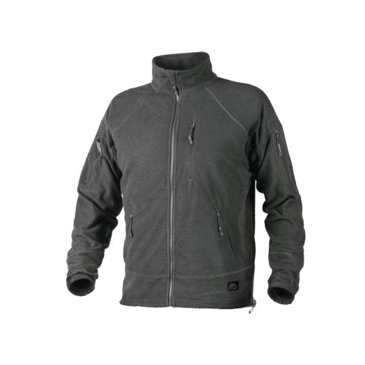 Куртка Helikon ALPHA Tactical Grid Fleece - Shadow Grey
