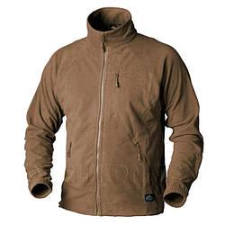 Куртка Helikon ALPHA - Coyote Drab