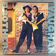 CD диск Stevie Ray Vaughan - Family Style