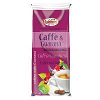 Органический кофе с гуараной (молотый) Salomoni