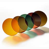 Покраска очковых линз (тонировка)