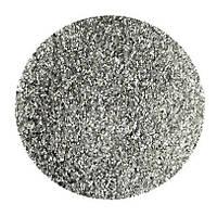 Сухие блестки 50гр. 0,2 мм серебро
