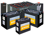 Тягові PzS батареї (Греція),  CELL 4PzS 320 Pb, фото 4