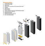 Тягові PzS батареї (Греція), CELL 4PzS 420 Pb, фото 2