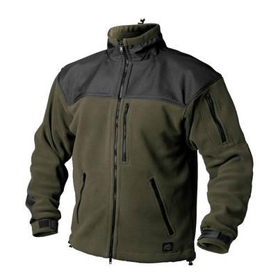 Куртка Helikon CLASSIC ARMY - Olive & Black