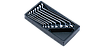 Набор ключей накидных 6-22 мм в ложем 8 пр. HANS TT-6