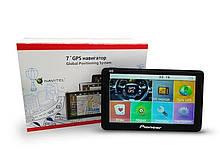 """GPS навігатор 7"""" дюймів MOD-8004 ddr2-128mb/8gb HD /ємнісний екран"""