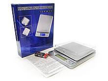 Ваги ювелірні c 2 ма чашами VS-1208-5 ACS 500gr/0,01 gr (50 шт/ящ)