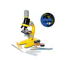 """Игровой набор """"Микроскоп"""" SK 0026 (Желтый)"""