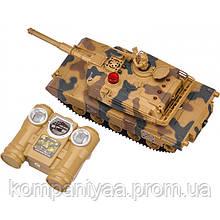 Танк на радиоуправлении M1A2 ZIPP Toys 778-1ZT USA, 1:24