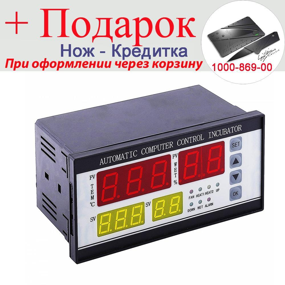 Контроллер для инкубатора XM-18