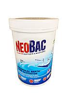 NeoBac, 600 гр биопрепарат для туалетов, септика, ям с ароматом ЭВКАЛИПТА!