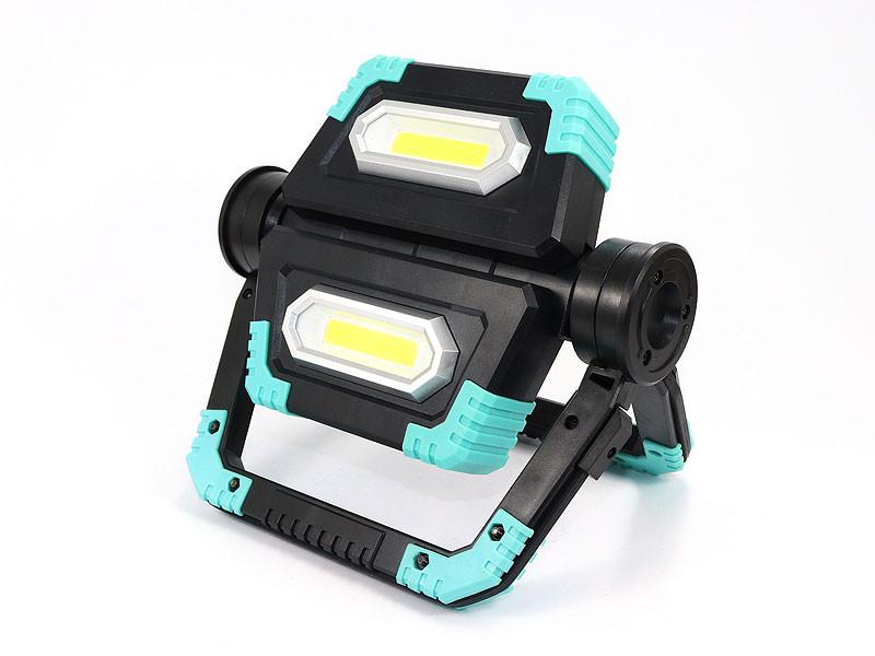 Ліхтар ручний Bailong 2x18650 micro USB BL-858B 36шт 9883