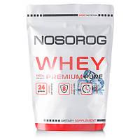 Сывороточный протеин концентрат Nosorog Premium Whey (1 кг) носорог премиум вей без добавок