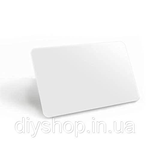 NFC карта Mifare 1k S50 13.56Mhz