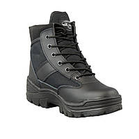 Ботинки MIL-TEC SECURITY HALBSTIEFEL Black, фото 1