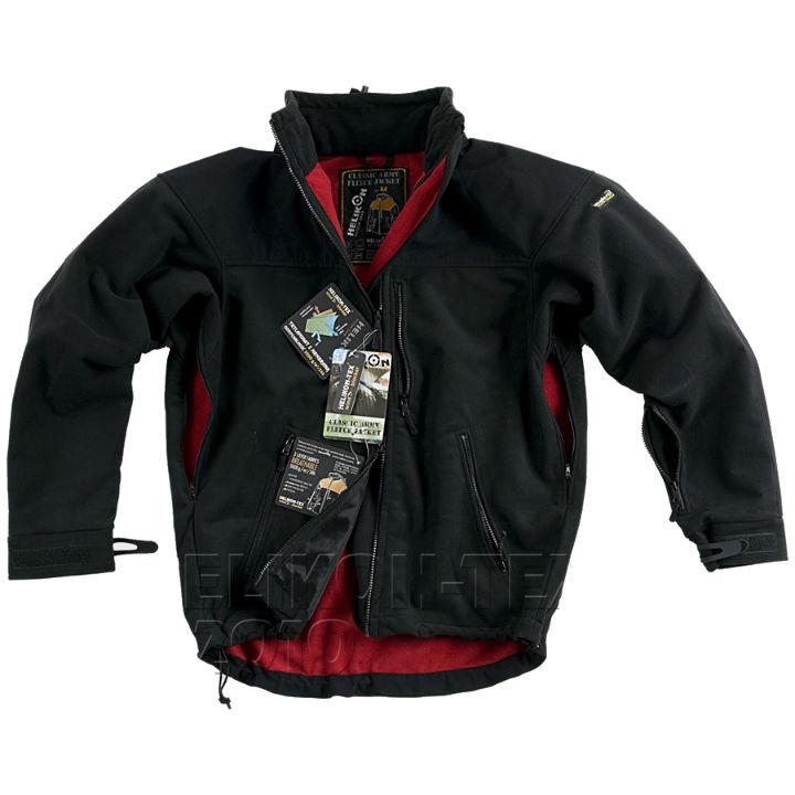 Куртка Helikon CLASSIC ARMY Windblocker - Black