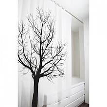 Штора для ванної кімнати Tatkraft TREE (180х180), матеріал PEVA