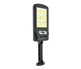 Уличный фонарь W755/8 на солнечной батарее с пультом, 3 режима