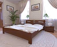 Дерев'яне ліжко з вільхи Токіо фабрики Woodland