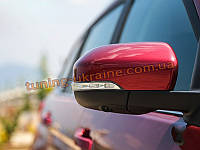 Хромированные накладки на зеркала Changan CS75 2015+