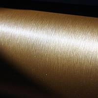 Золотая пленка под алюминий Catpiano 1,52м