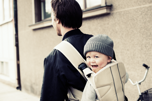 Выбор рюкзака-кенгуру Babybjorn!