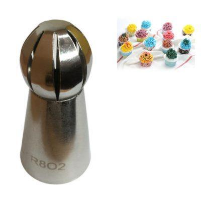 Насадка кондитерська для крему R802