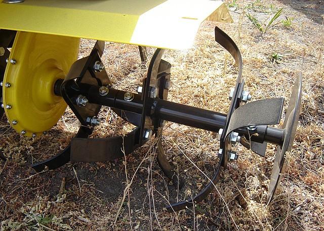 Бензиновый культиватор Sadko T-9057 (5.7 л.с.) фото 10