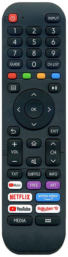 Пульт для телевизоров Hisense EN2G30H