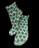 Увлажняющие носки EcoTools, 1 пара