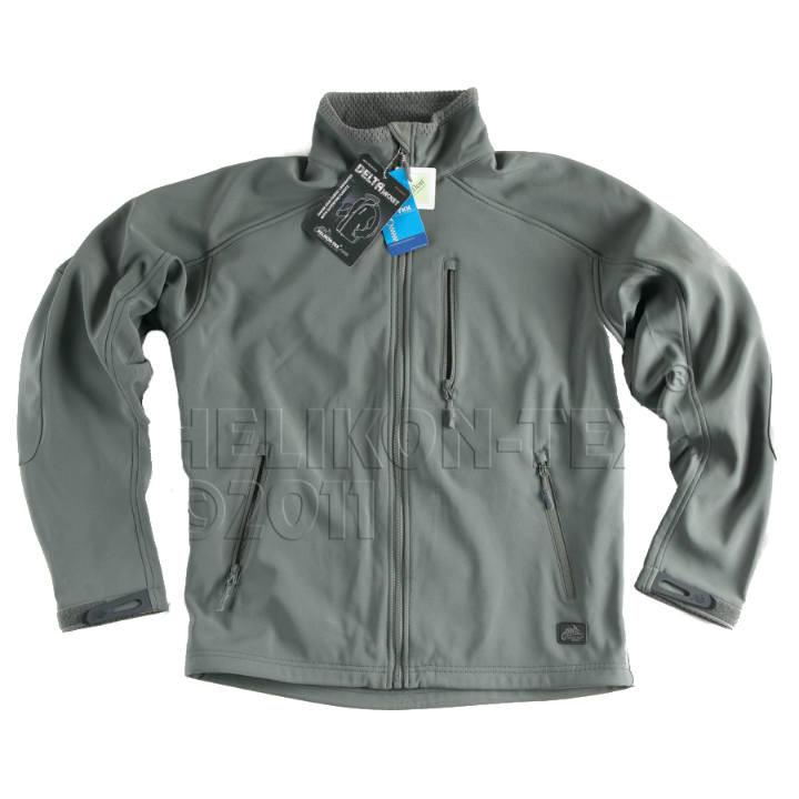 Куртка Helikon DELTA TACTICAL Shark Skin - Jungle Green
