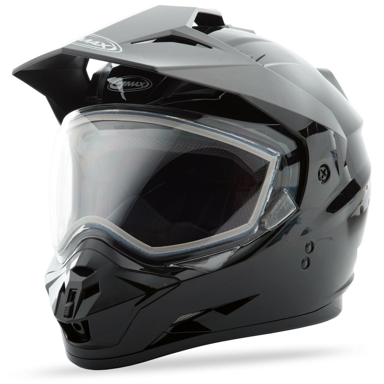 GMax GM-11S Snow Sport снегоходный шлем с двойной линзой
