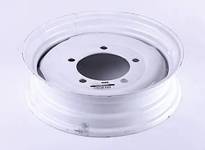 Диск железный 4.00*12 (под 5 болтов) - мототрактор