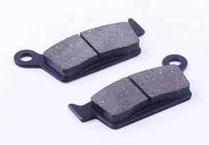Колодки тормоза переднего, к-т: 2 шт. - Lead