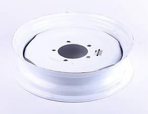 Диск железный 6.50*16 (под 5 болтов) - мототрактор УЦЕНКА