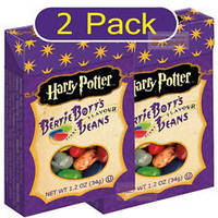 Jelly belly Bertie Bott's Every Flavour Beans Harry Potter -2 шт по 80 грн