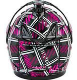 GMax GM-11S Snow Sport снегоходный шлем с двойной линзой, фото 2