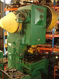 Пресс кривошипный усилием 100т, мод. К 1430, фото 2