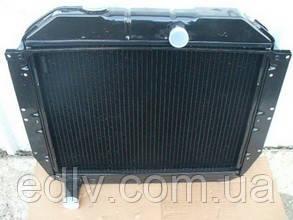 Радиатор водяного охлаждения ЗИЛ-130 (4-х рядн.) (пр-во ШААЗ)