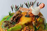 """Торты от """"Сам Себе Кондитер"""" могут быть самыми разными как по тематике, так и по исполнению. Вкусовые качества, при этом, всегда остаются безупречными. Наши мастера добиваются этого, используя только натуральное свежее сырьё."""