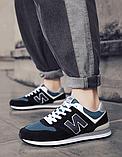Кросівки в стилі New Balance 520 сині, фото 4