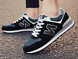 Кроссовки в стиле New Balance 520 синие, фото 2