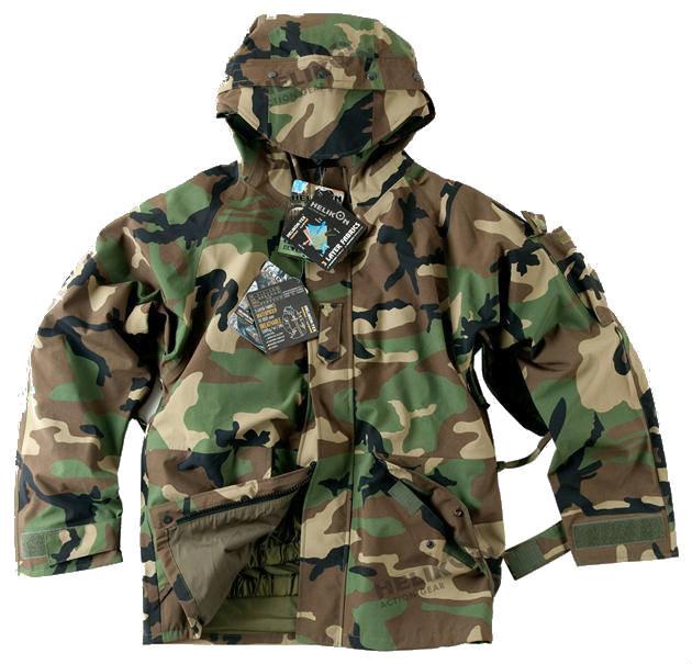 Куртка Helikon Mil-Tec ECWCS Gen I - US Woodland