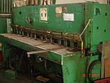 Ножницы гильотинные НК 3418, =6,3х2000мм, фото 6