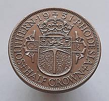 Південна Родезія ½ крони 1951