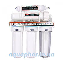 Фільтр для води зворотний осмос Tiger Filtration RO-5