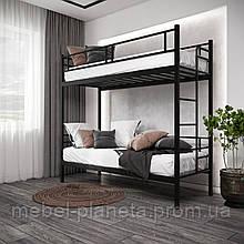 """Двухъярусная кровать """"Дабл"""" Металл-дизайн"""